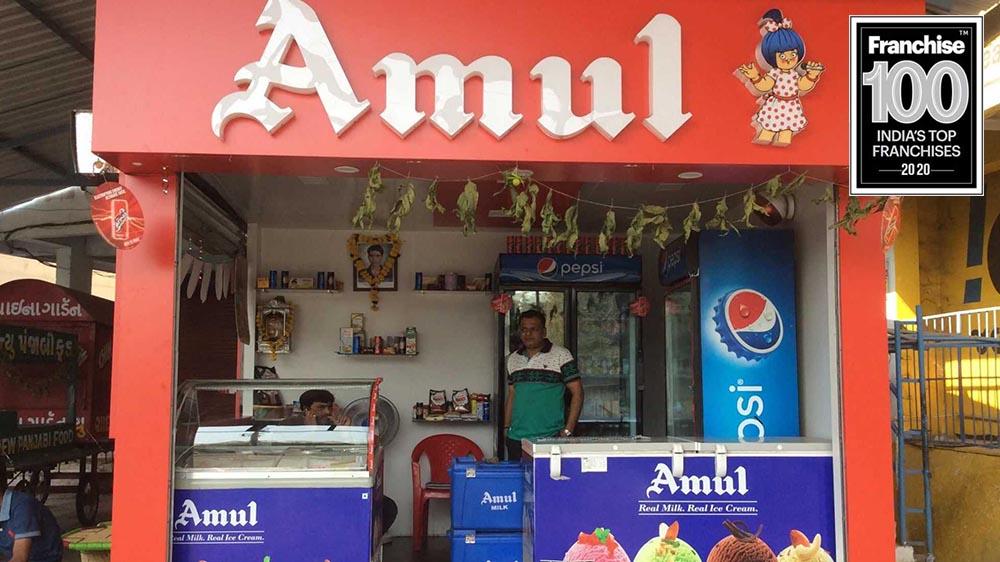 With its '3E' Success Mantra, Amul Races to Franchise 100 list