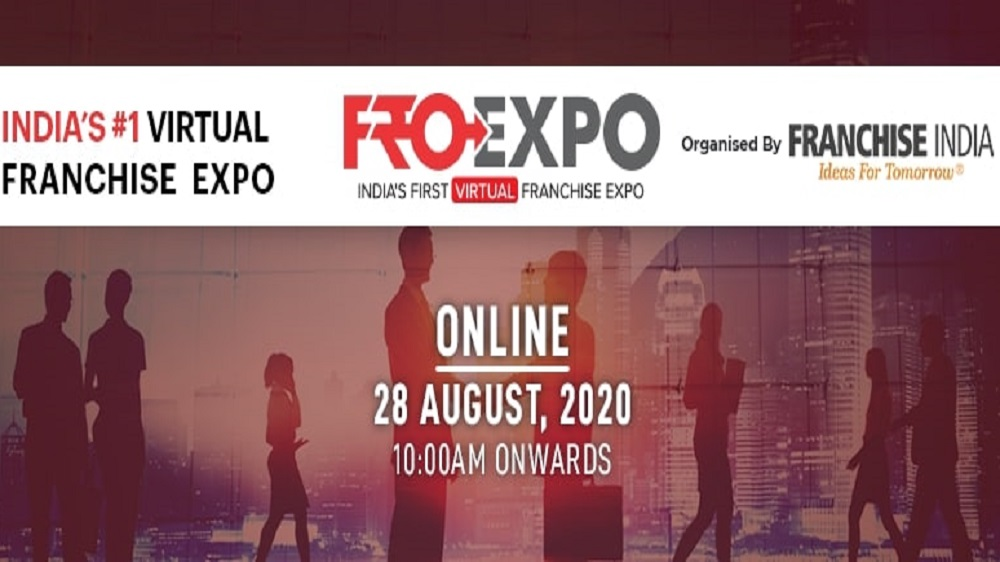 India's #1 Virtual FRO Expo is back with another edition
