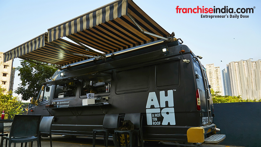 What's happening with the food truck industry