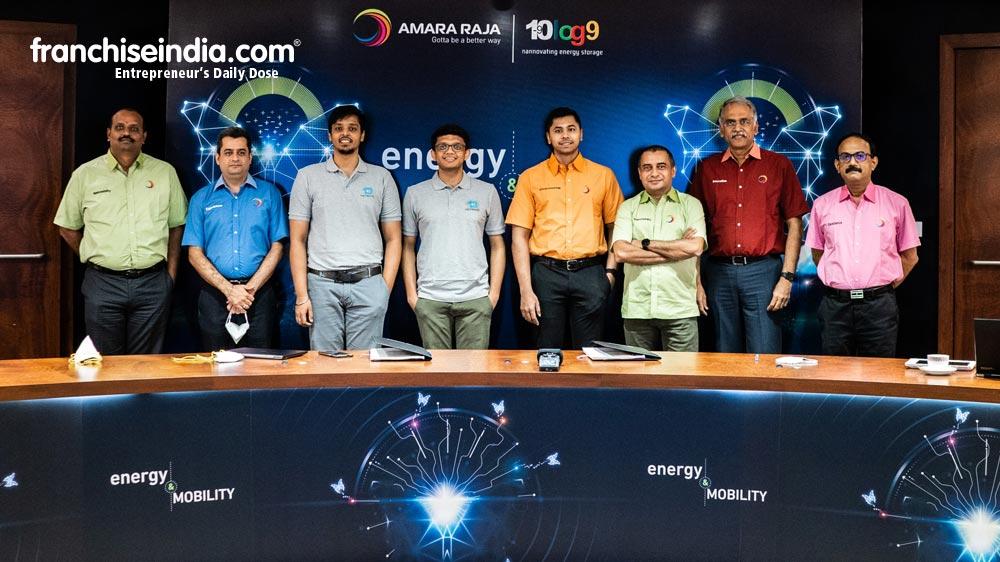 Log 9 Materials Raises $8.5 Mn Series A+ Funding Led By Amara Raja Batteries