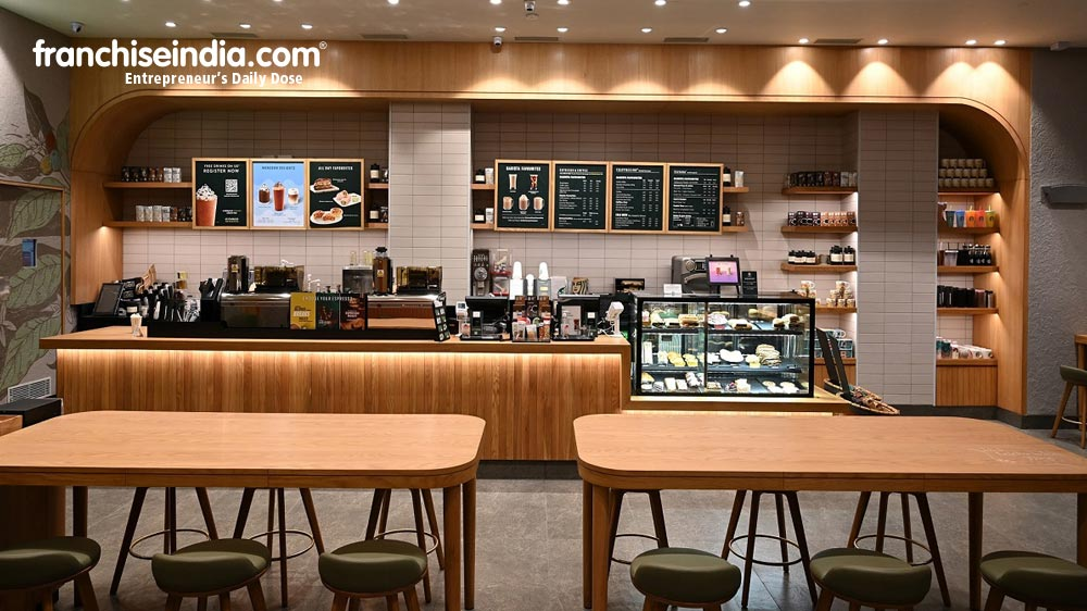 Tata Starbucks enters Rajasthan with two new stores in Jaipur