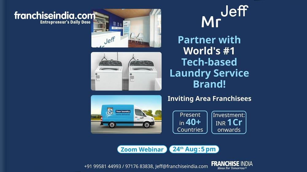 laundry business franchise
