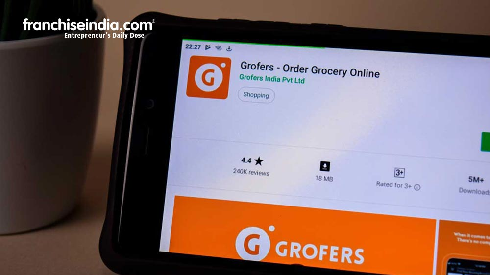 Grofers Expands 10 Mins Grocery Delivery Service to 10 Cities