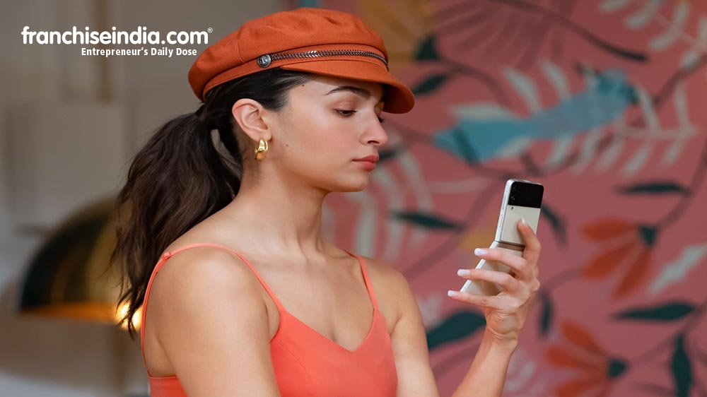 Alia Bhatt Becomes the Face of Samsung India