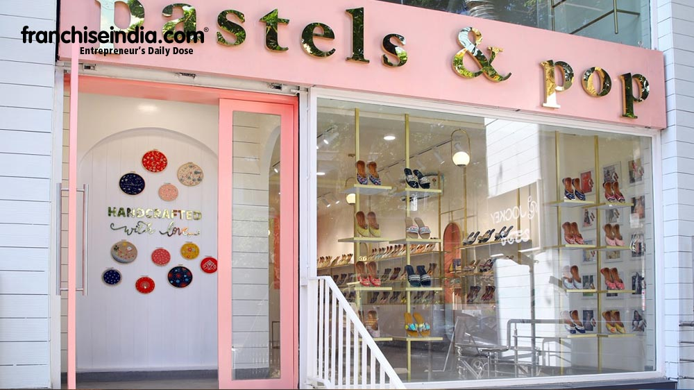 Shoe Brand Pastels And Pop Opens First Flagship Store in Bengaluru