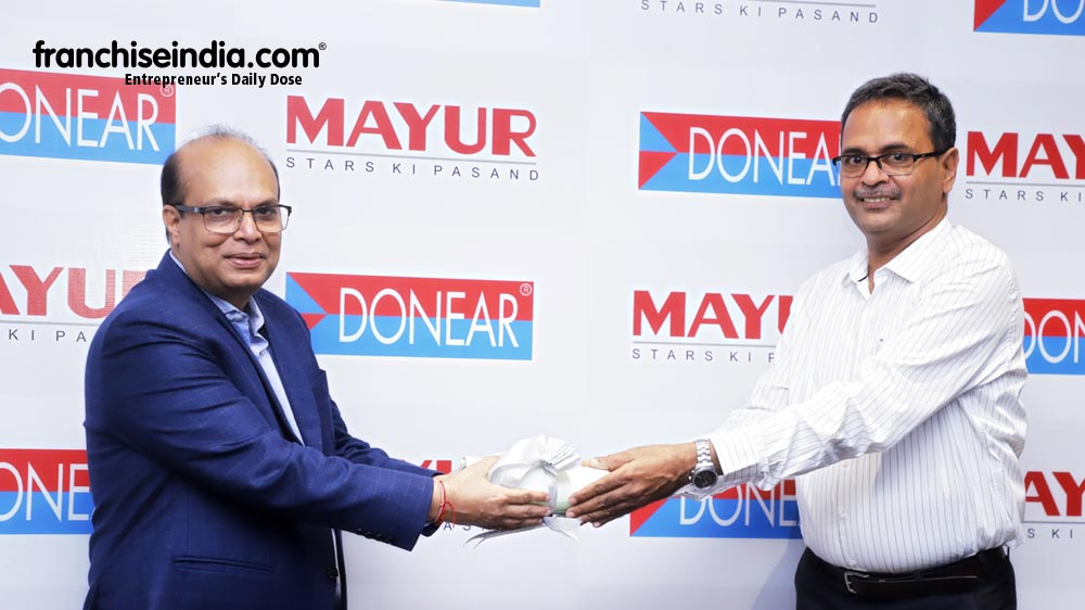 Donear Group Acquires Mayur Brand & PV Suiting Distribution Network Globally
