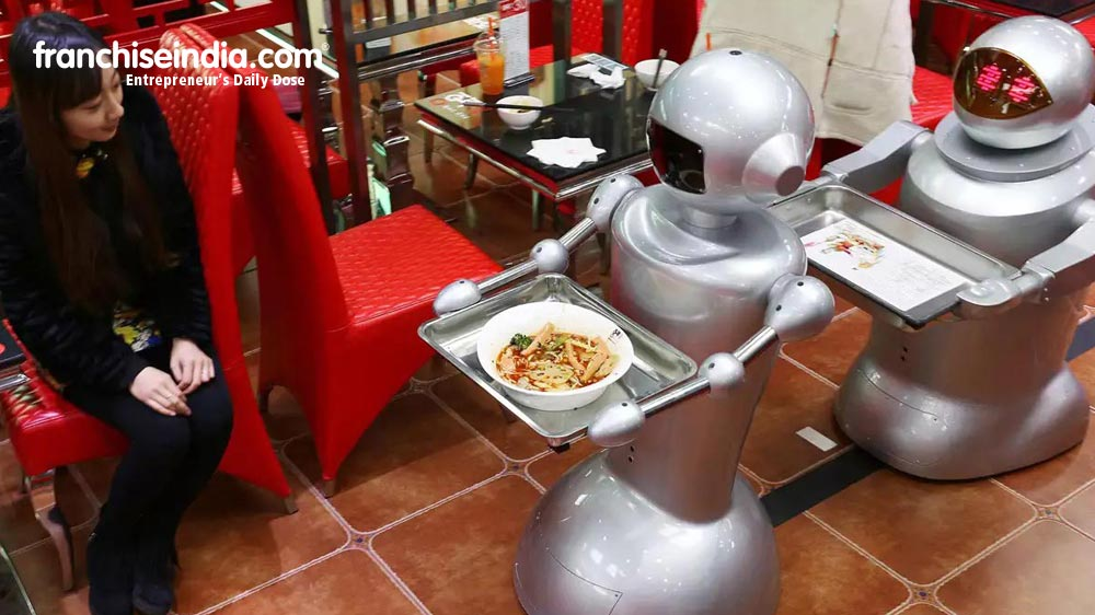 Why Robot restaurants is a failing concept in India