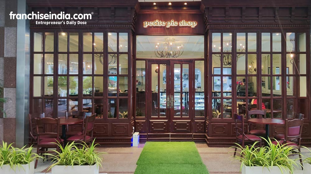 Chef-preneur Vanshika Bhatia launches Petite Pie Shop