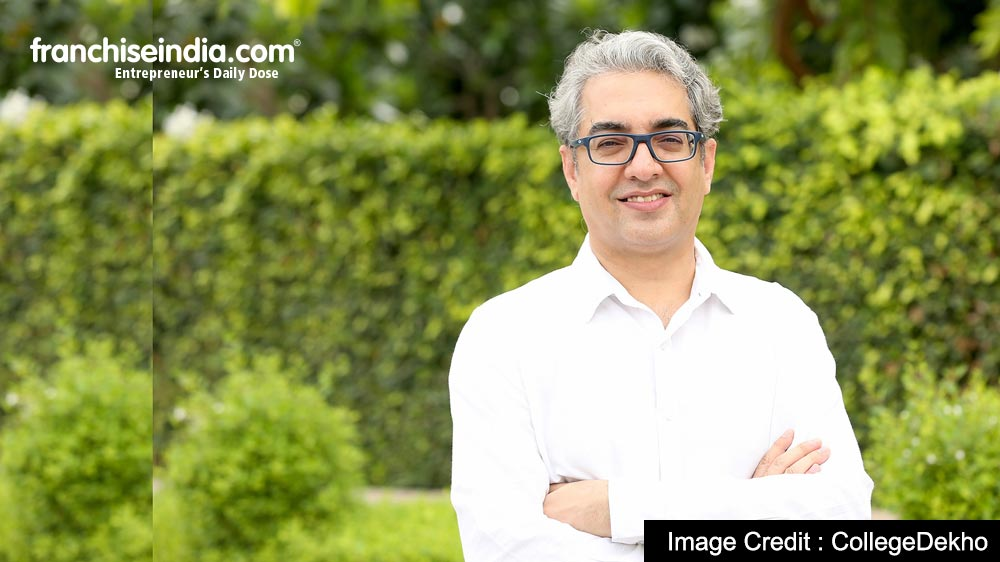 CollegeDekho Raises $26.5 Mn In Series B Funding Round Led By Winter Capital, ETS And Man Capital