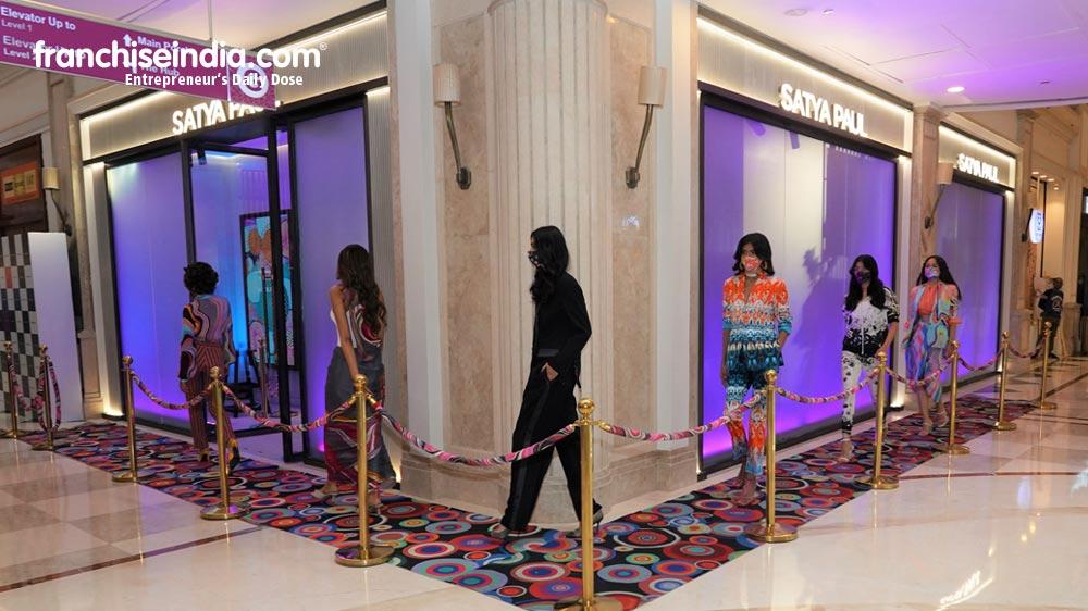Satya Paul Launches New Concept Store in Delhi's DLF Promenade
