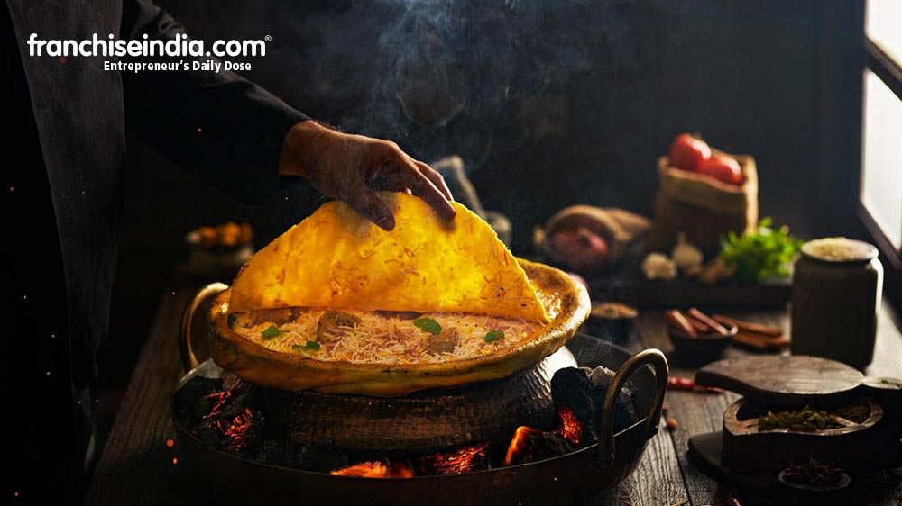 Cloud-kitchen Art of Dum from Foodlink enters Mumbai