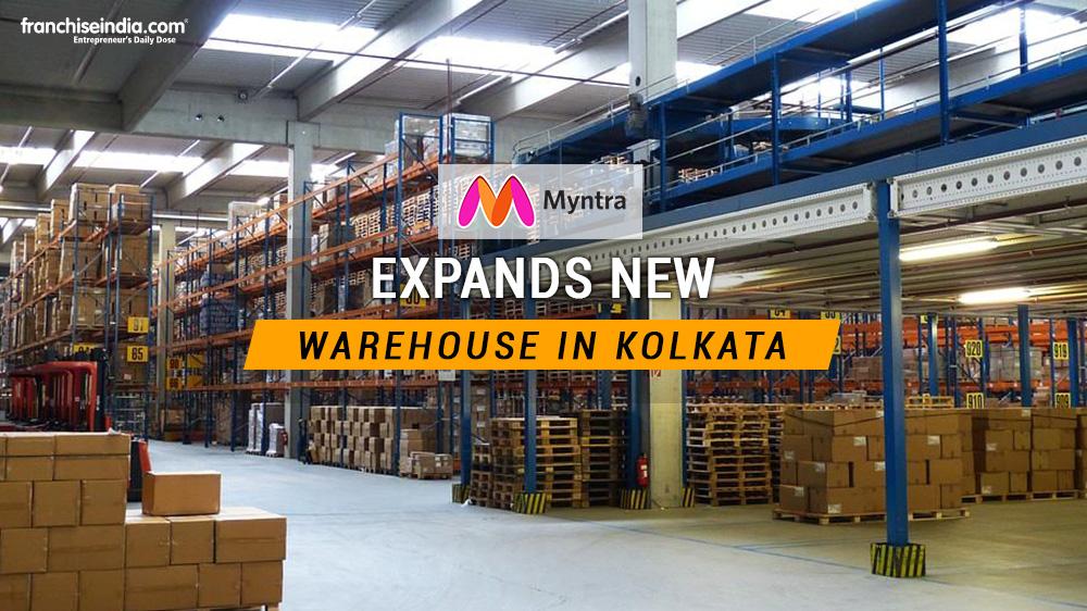 Myntra Expands Storage Capacity with New Warehouse in Kolkata