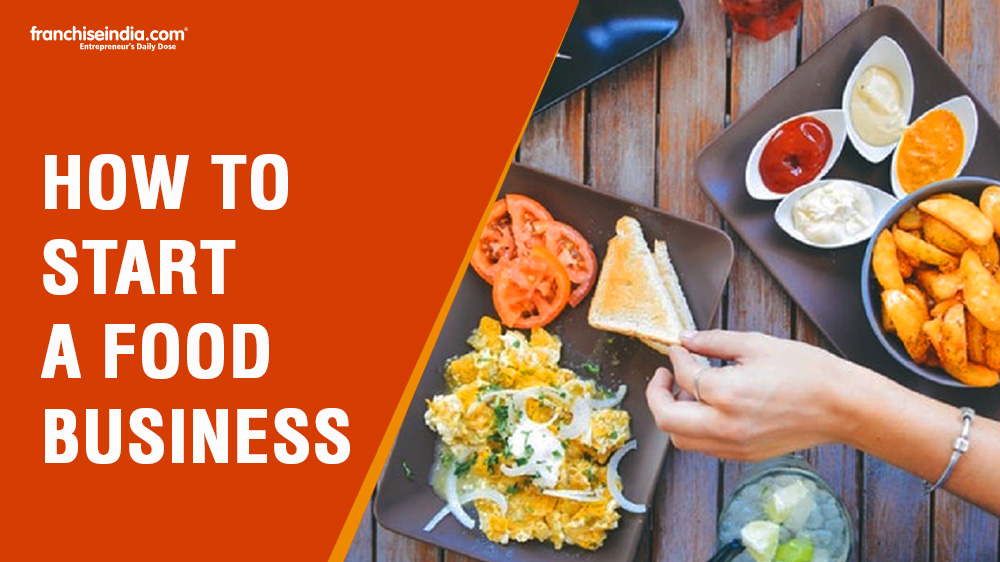 How to start a food chain business