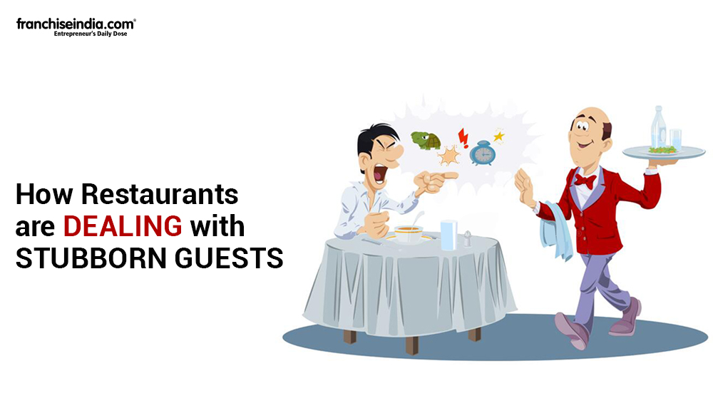 How restaurants are dealing with stubborn guests