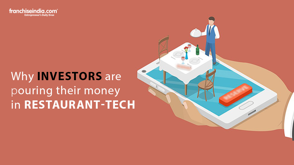 Why investors are pouring their money in food-tech