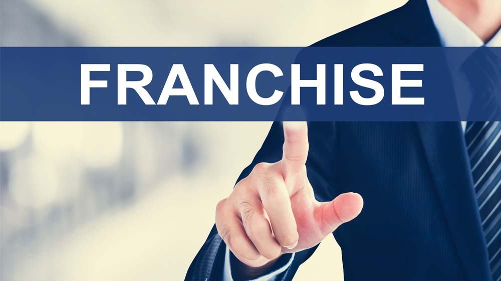 Advantages of taking up a Franchise