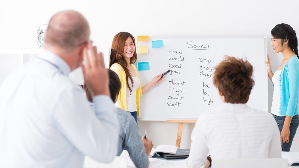 English learning: a great business offer