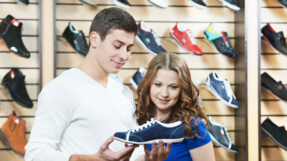 Footwear industry takes a brisk walk