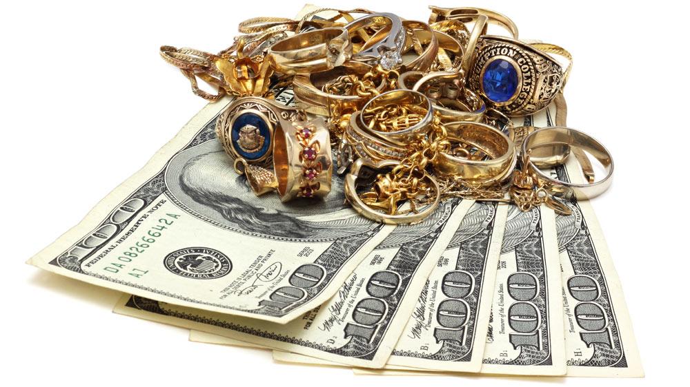 Gaining glittery, golden profits