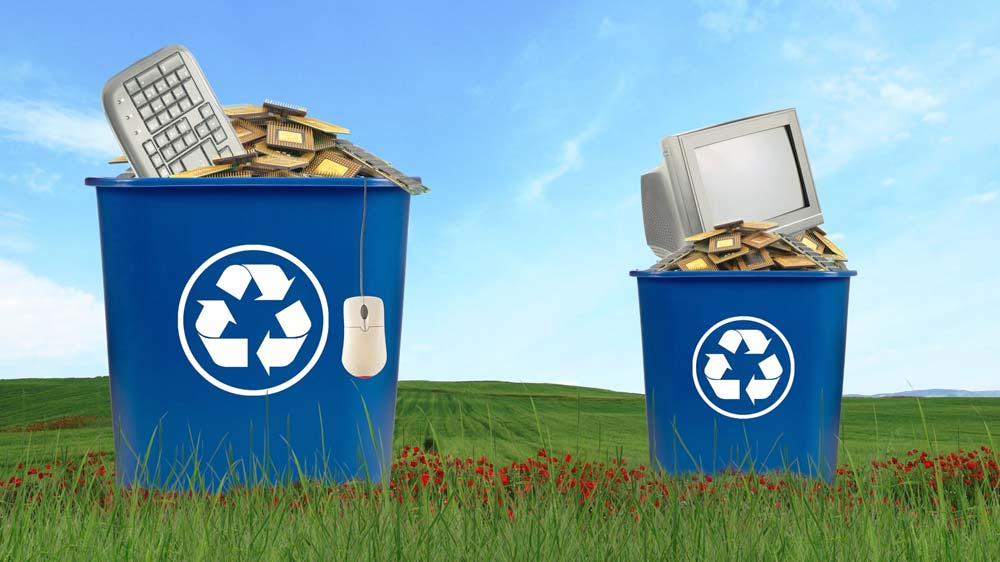 How to make money out of E-waste