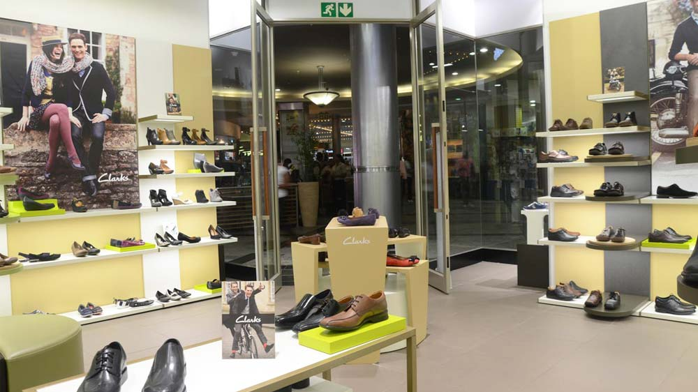 """""""Love for shoes & passion for fashion doesn't mean great retail business."""" : Clark's Mark Darmanin"""