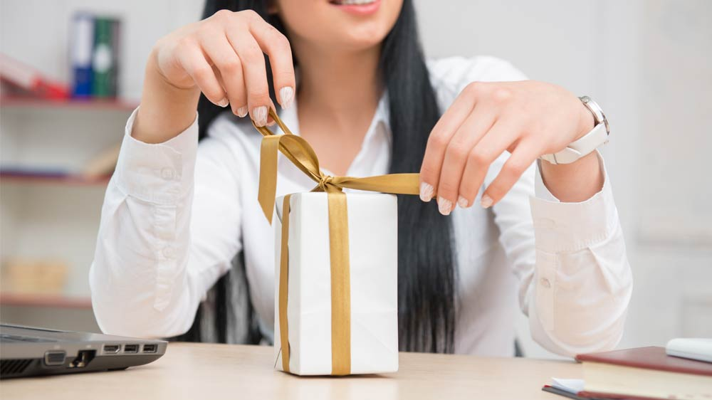 Making The Most Of Corporate Gifting