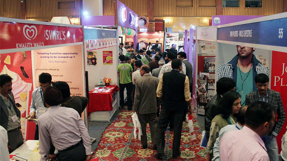 Making the most of franchise trade shows