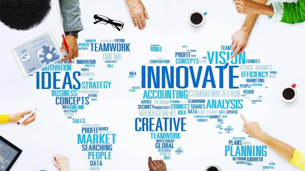 Renovate, innovate and propagate for biz success