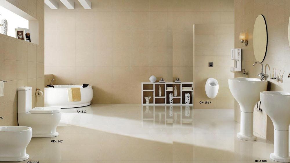 Sanitary ware is expanding fast