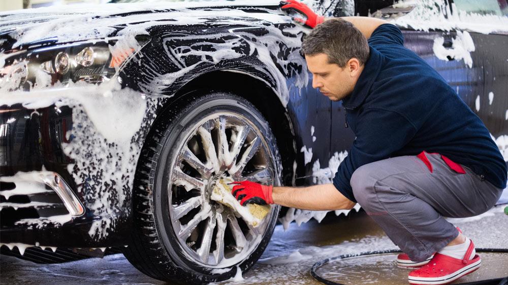 Shine in 'car care' biz
