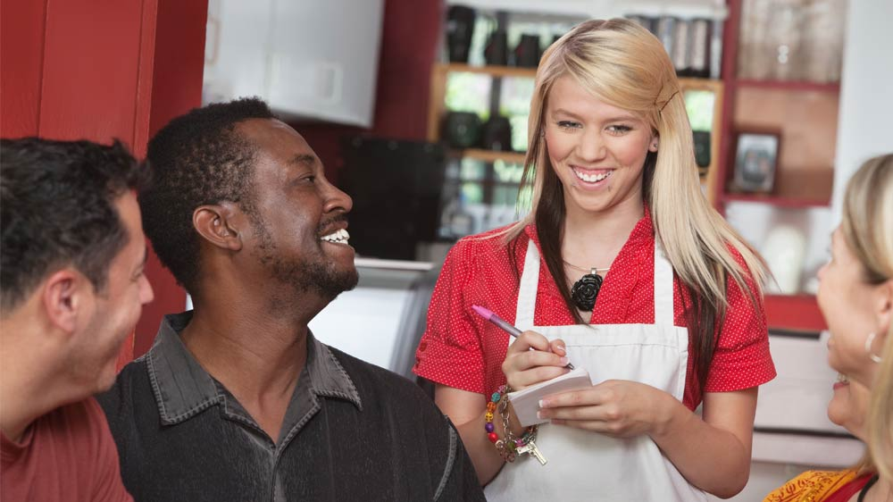 Smart franchisees convert visitors to buyers