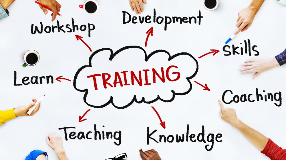 How is training important for franchise business