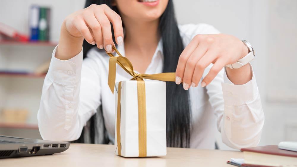 Unwrap the wrapped profits