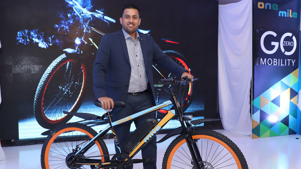 "Inspired by ""Make in India"", This UK-based eBike Brand Enters India with Its Premium Bike Collection"
