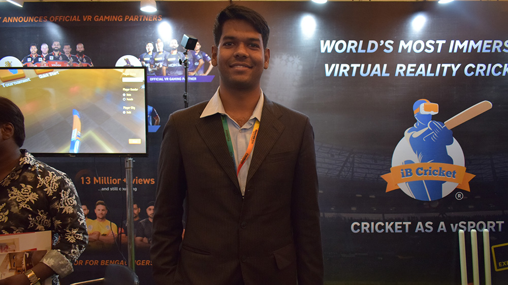 Introducing Cricket for Everyone through VR