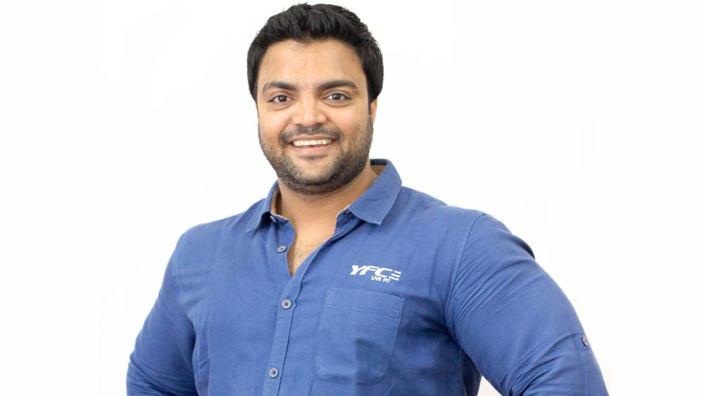 How fitness enthusiast revved up business returns?