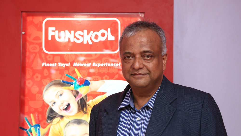 Future of Indian toys market is extremely promising: R. Jeswant