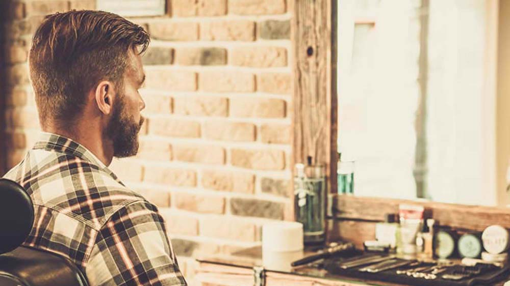 The Many 'Sides' to Men's Grooming Business