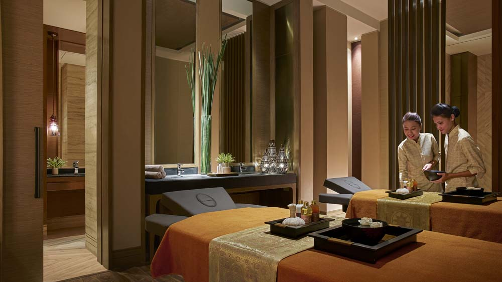 Offering Luxury Spa Services Wrapped in Chinese Traditions at Chi-The Spa