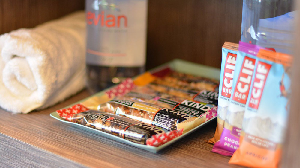 Why Hospitality Industry Is Incorporating Wellness Into Hotel Mini-Bars