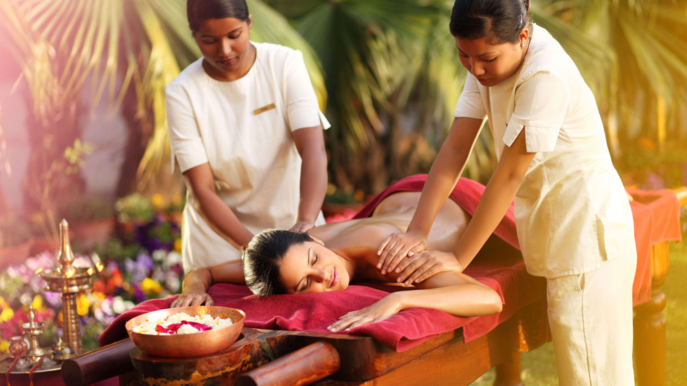 How Ayurvedic Spa Going to Enter International Lux