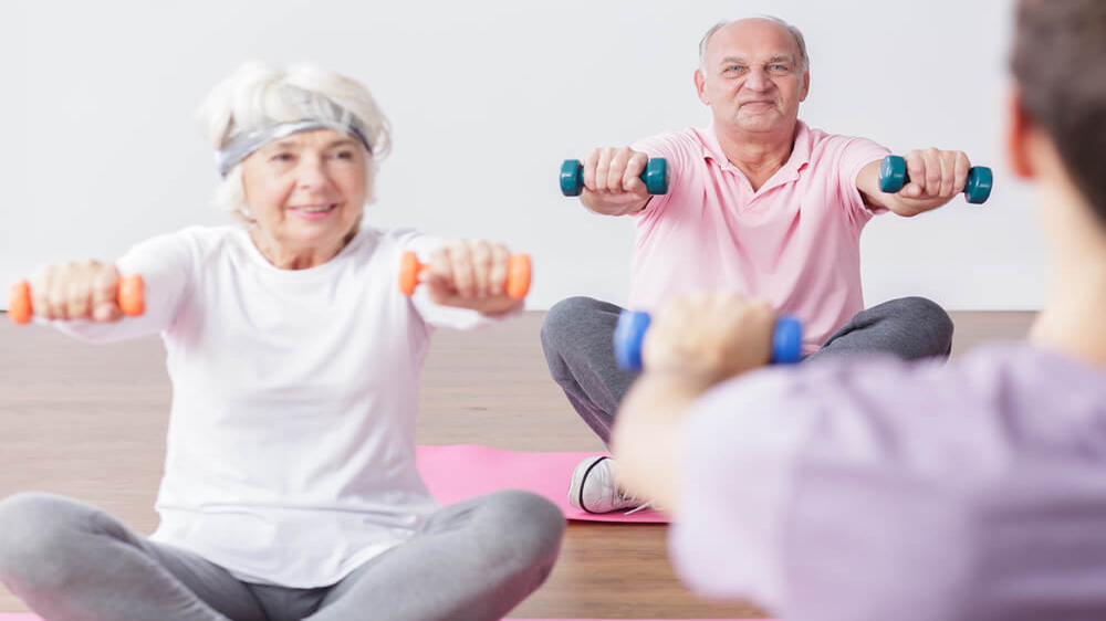 Why Fitness Franchisors Should Start Catering To Older Adults Now