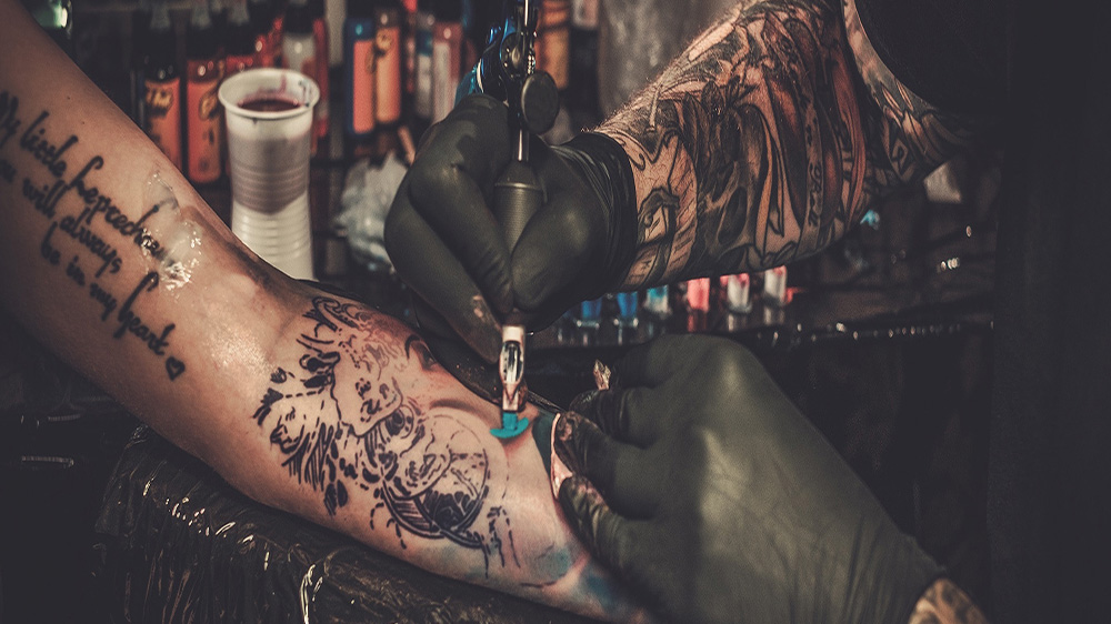 Tattoo business
