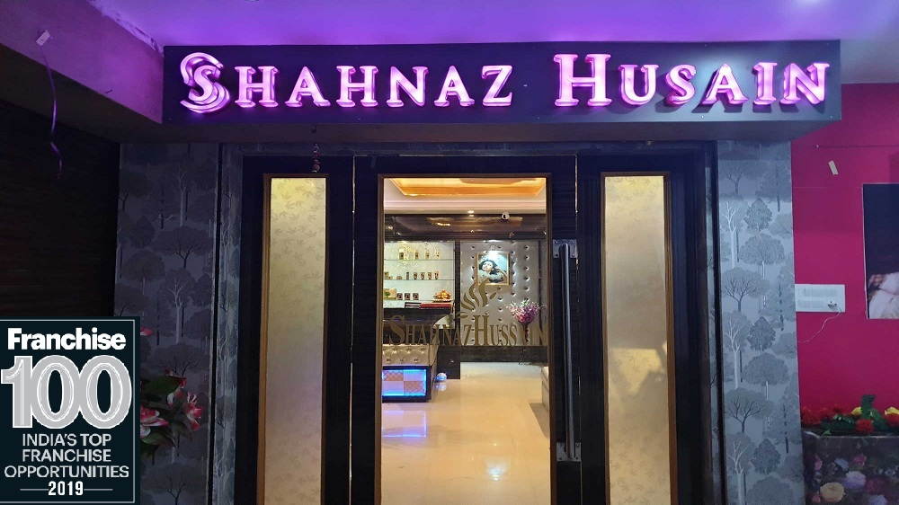How Shahnaz Husain Became a Pioneer in Organic Beauty Care Industry and Entered Top Franchise 100 Brands List