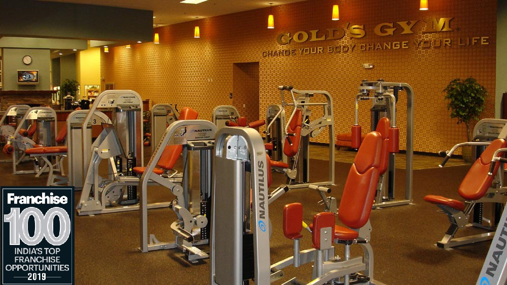 How Gold's Gym Strengthened Its Position in India's Top 100 Franchise List