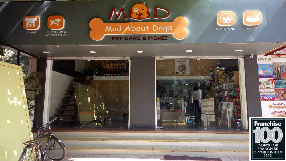 'Mad About Dogs'– A Creative Venture of A Dog-Lover, Grabs Its Position into Top Franchise 100 Brands