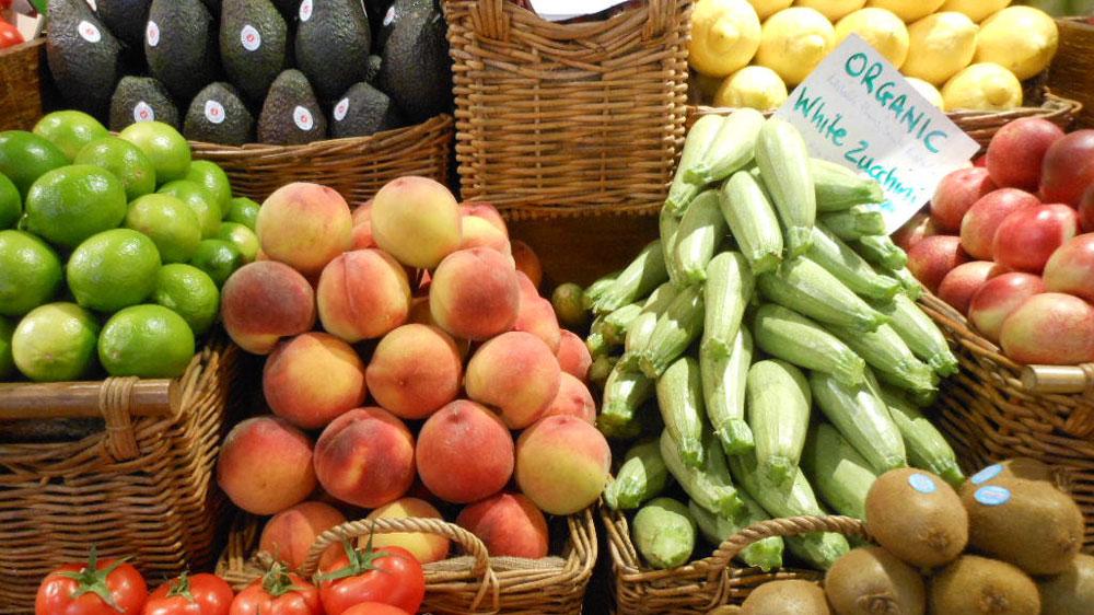 Organic food in India