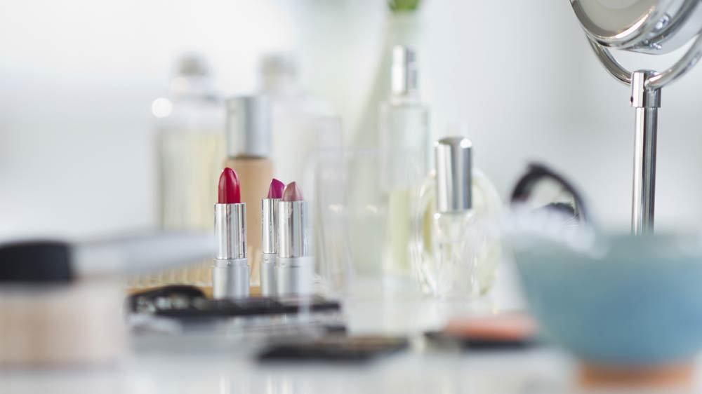 Retail or franchise prospect for beauty products for Indian skin