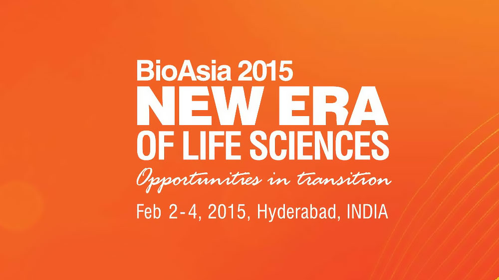 BioAsia 2015 to kickstart from Feb; over 50 countries look to participate