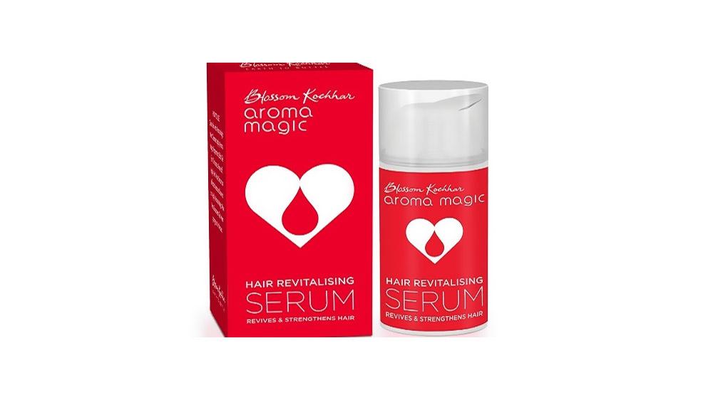 Blossom Kochhar introduces Hair Revitalising Serum